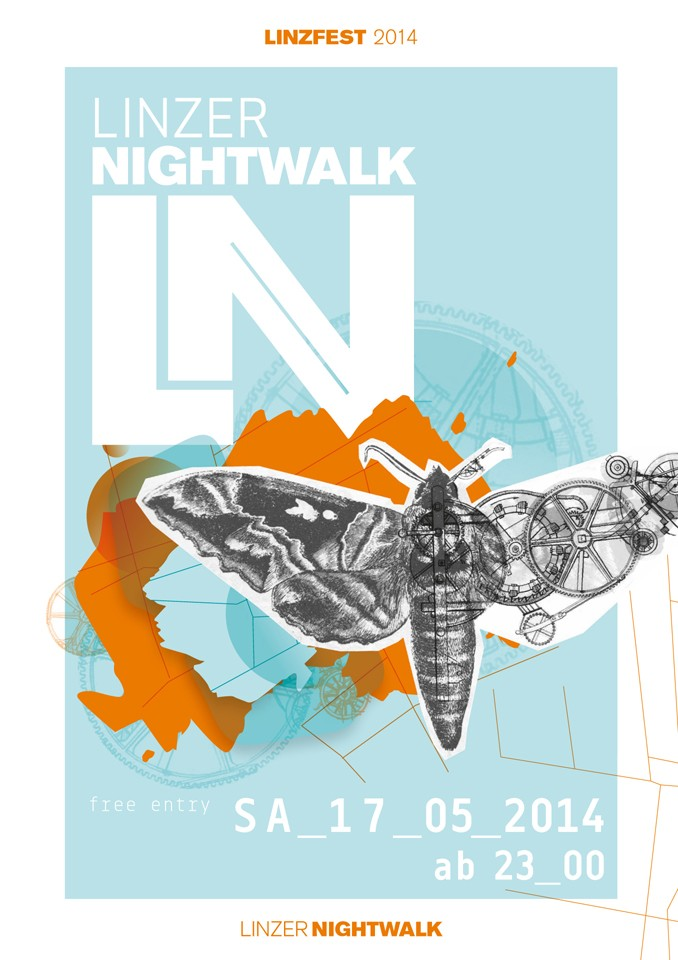 LINZER NIGHTWALK 2014