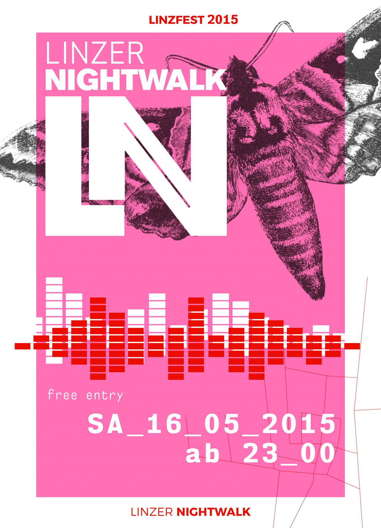 Linzer Nightwalk 2015