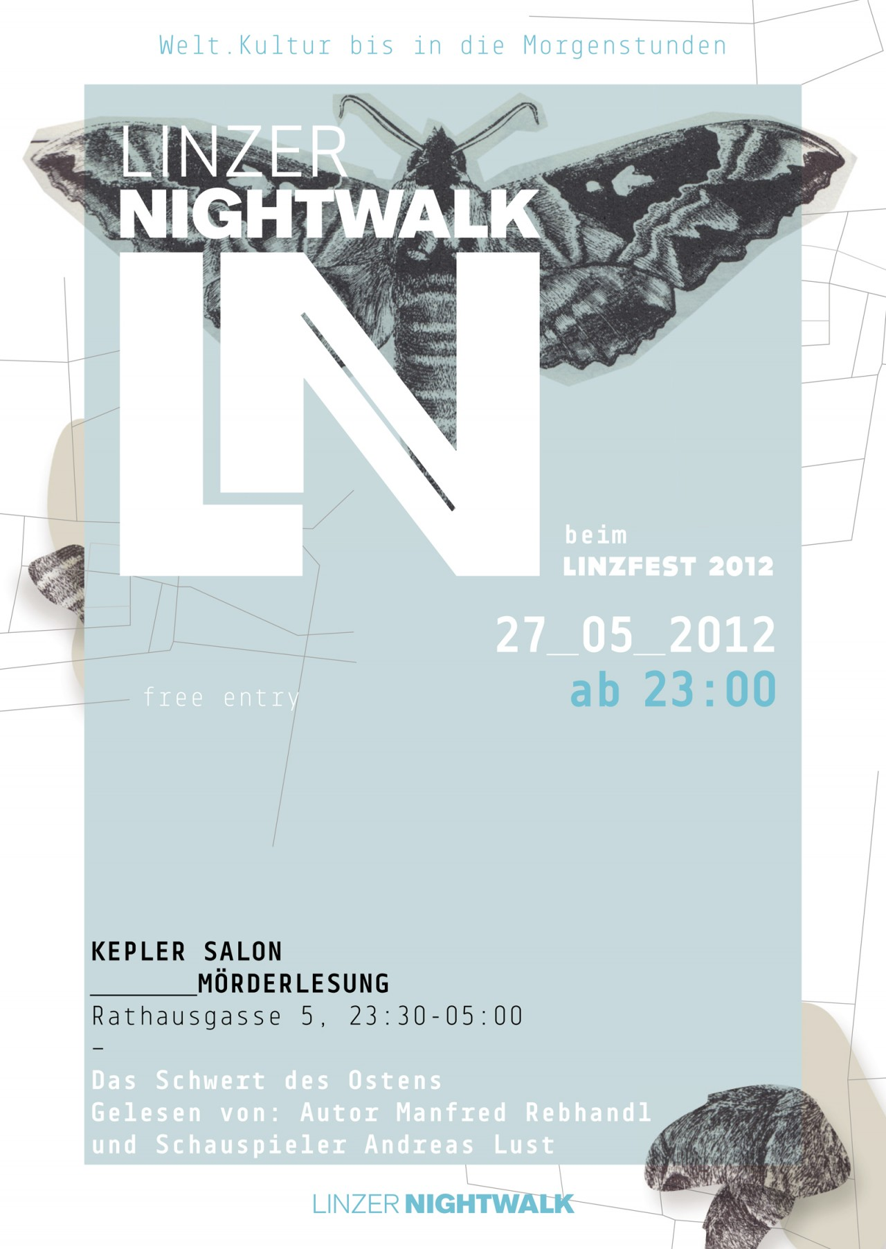 LINZER NIGHTWALK 2012